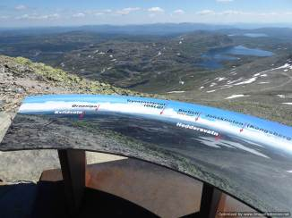 g Norway 23 to the top of Gaustatoppen under & over (84)