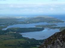 22 Connemara, Diamond Hill, Kylemore Abbey & road to Finney, Larches Pub (24)