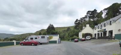 22 Connemara, Diamond Hill, Kylemore Abbey & road to Finney, Larches Pub (94)